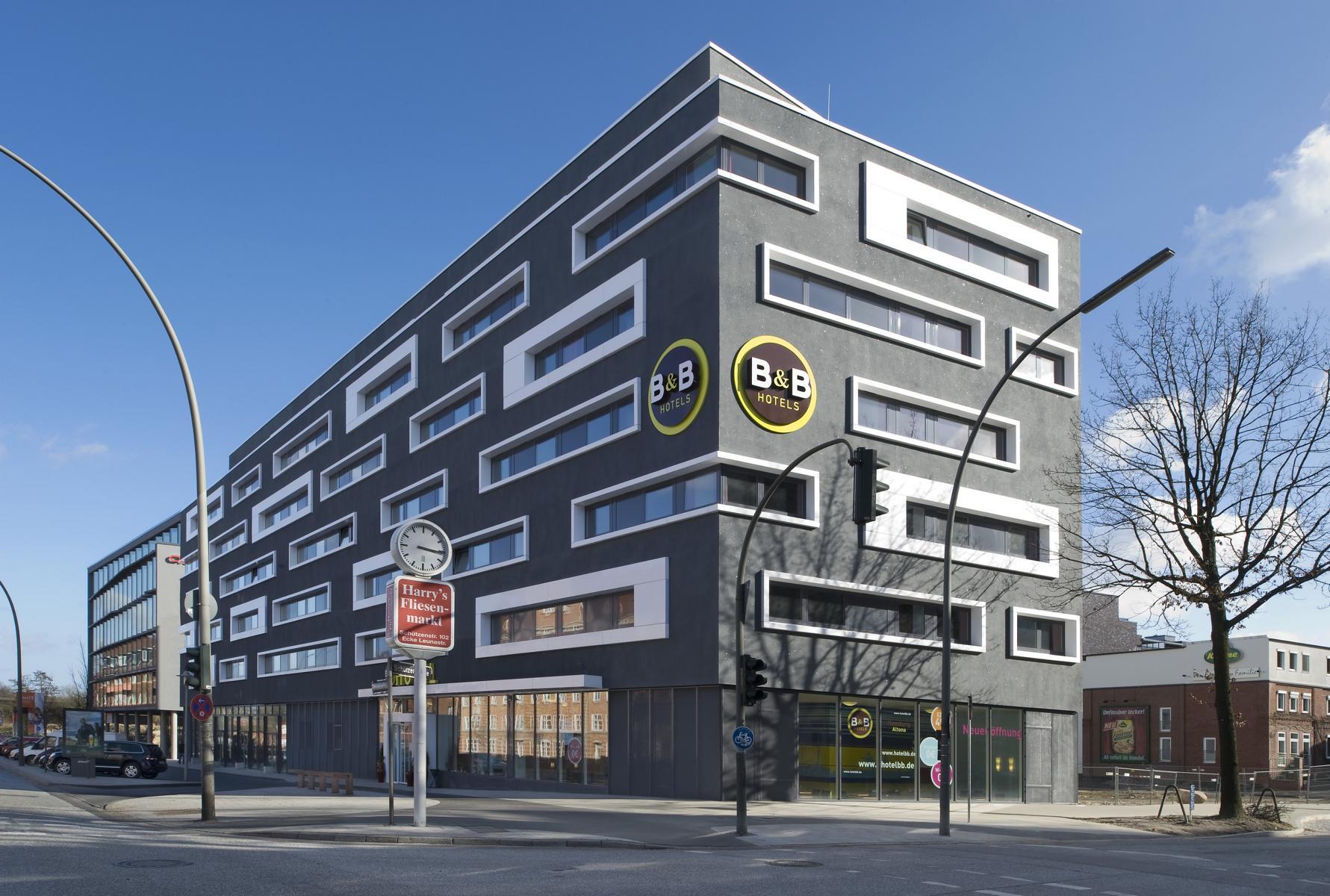 B Und B Hotels Hamburg