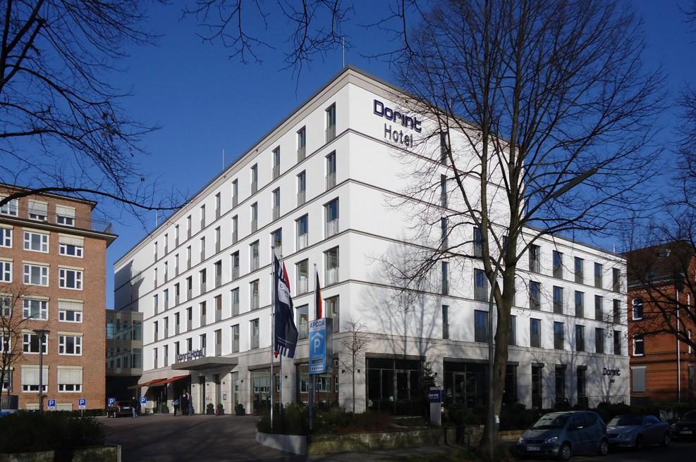 Dorint Hotel UKE | Hamburg | 2011
