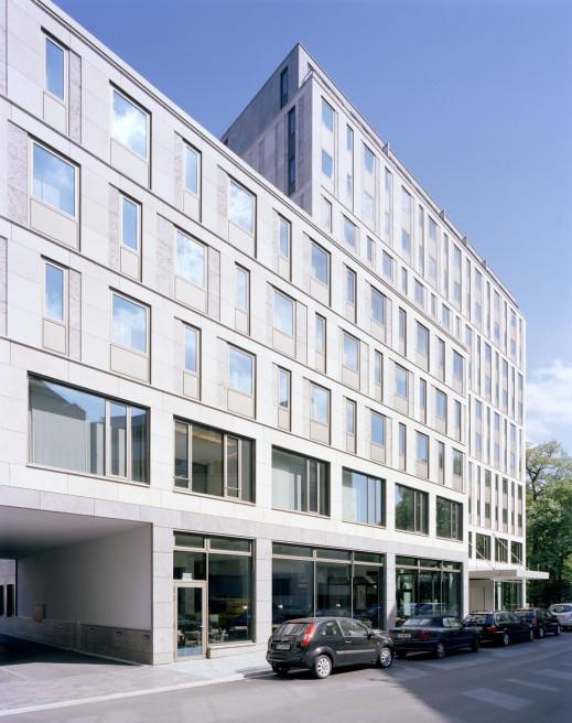 Meliá Hotel | Düsseldorf| 2008