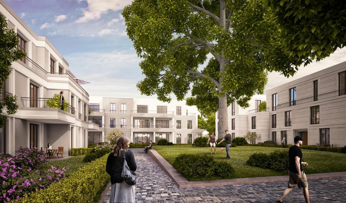 Wohnungsbau in Hamburg | 2014
