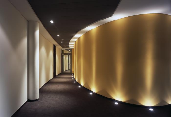 Oval Office, Hamburg Flur 5.OG