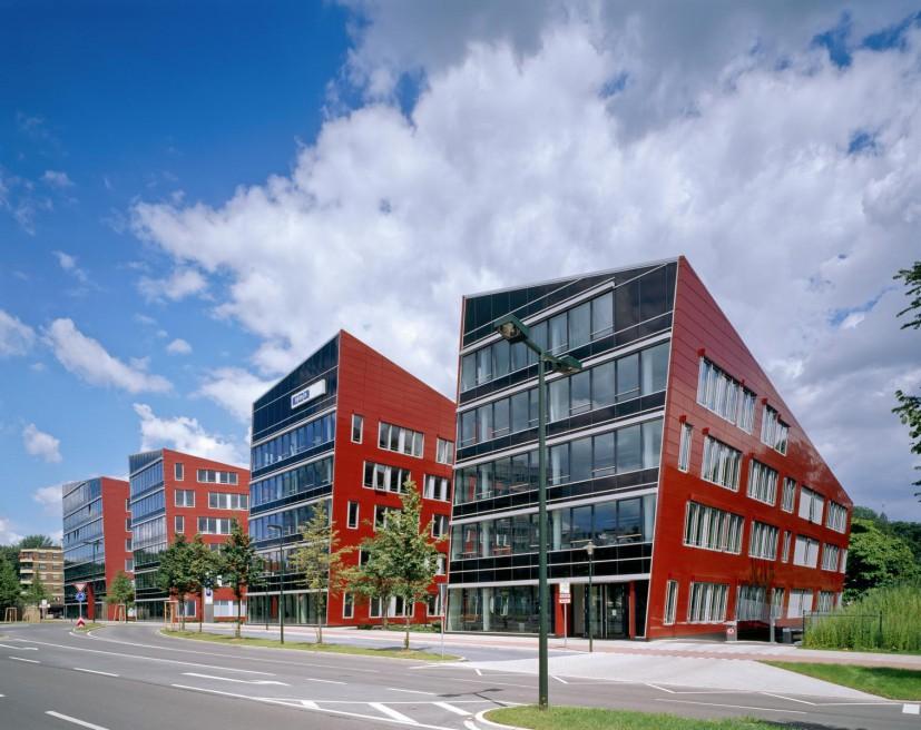 Grafenberger Höfe  | Düsseldorf | 2008