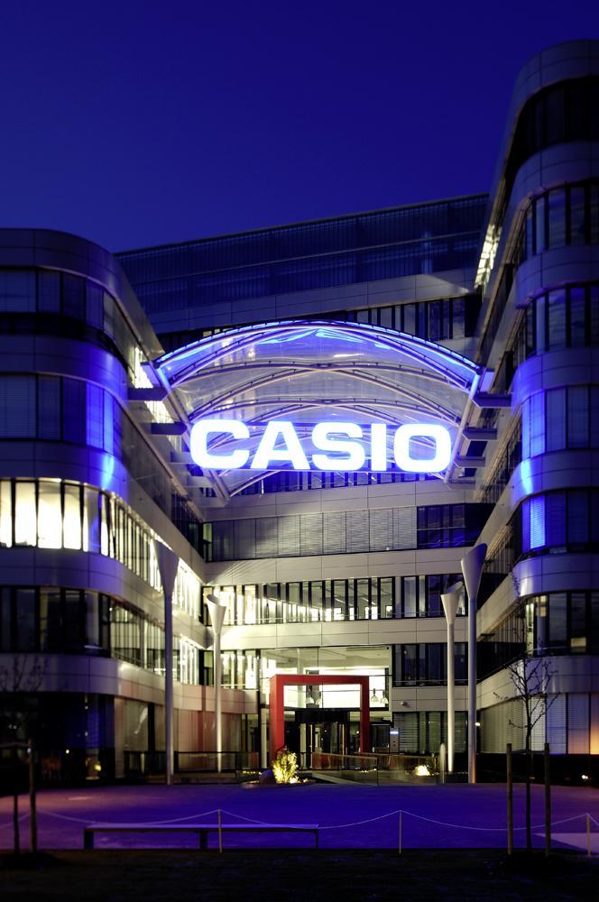 Casio logistikzentrum norderstedt 2009 for Besondere hotels weltweit