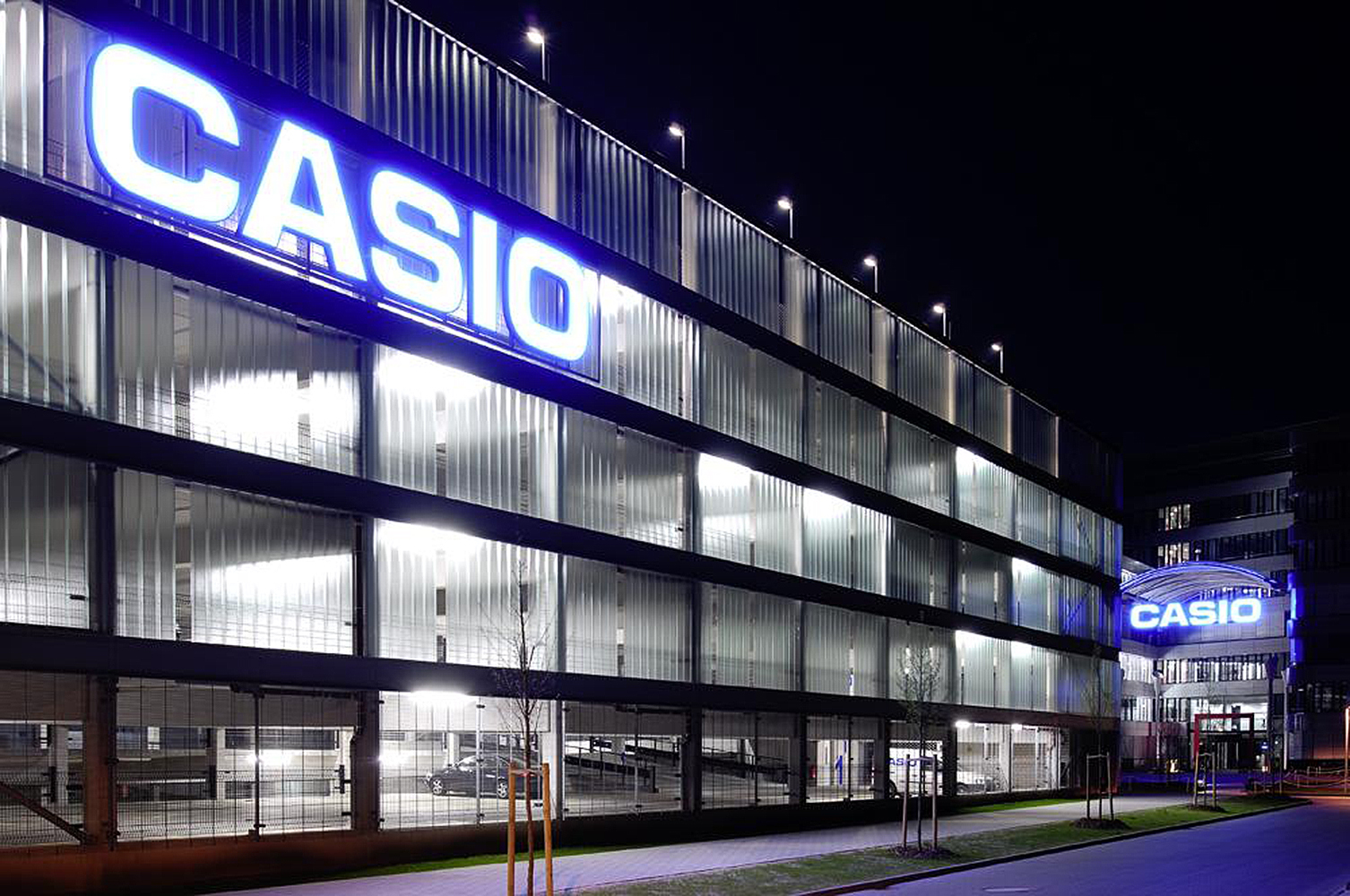 Casio Logistikzentrum Norderstedt