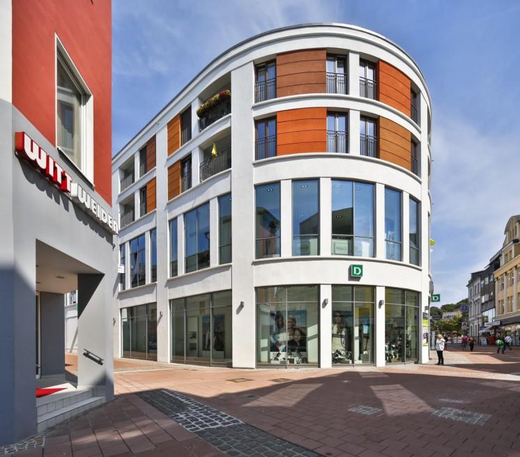Bahnhofstrasse 7-11 | Siegburg | 2012