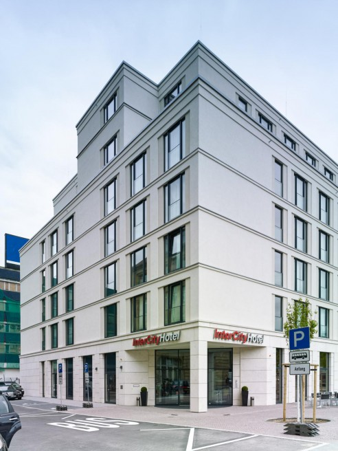 InterCityHotel Leipzig | Leipzig | 2013