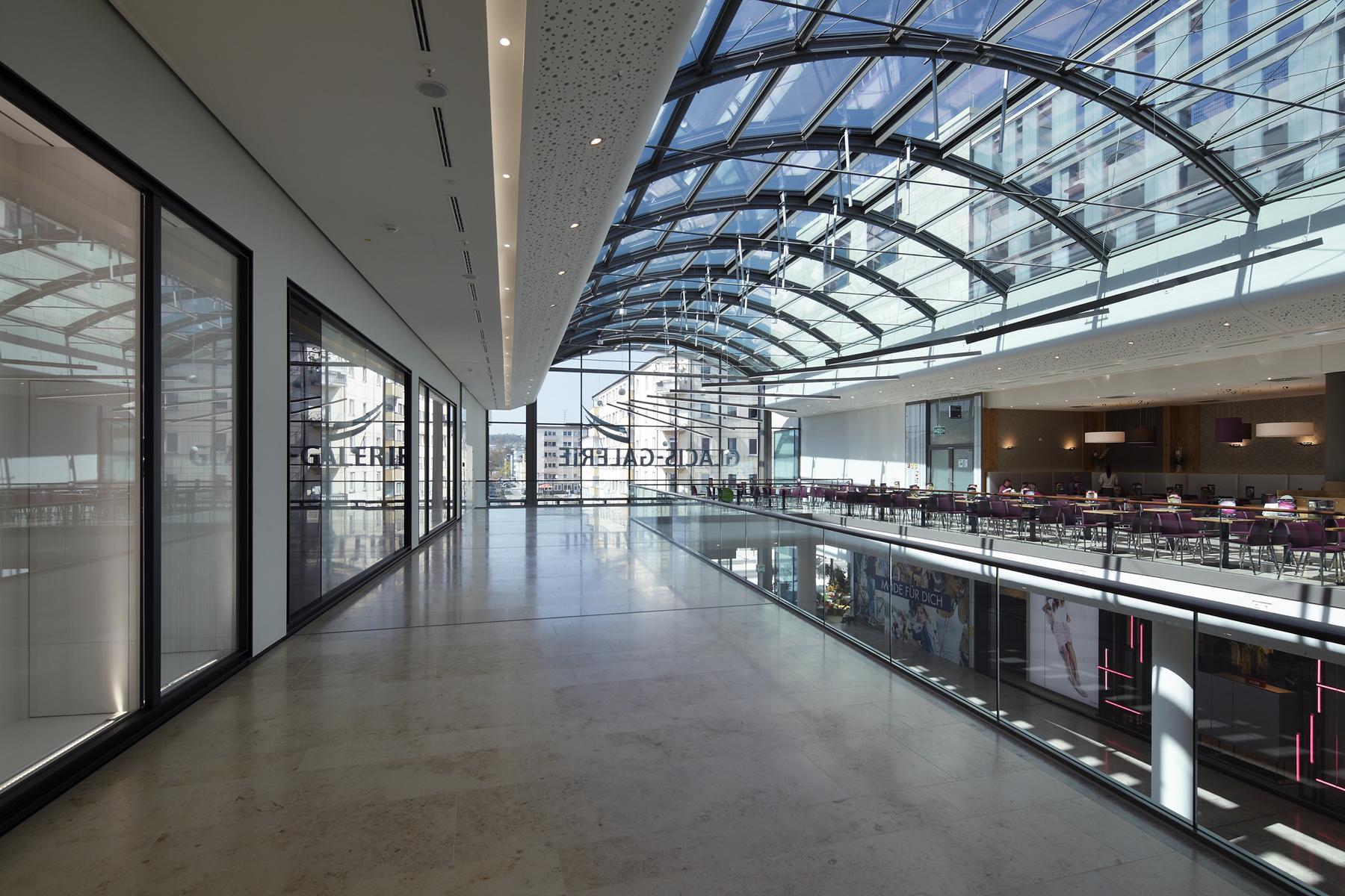Glacis-Galerie Neu-Ulm