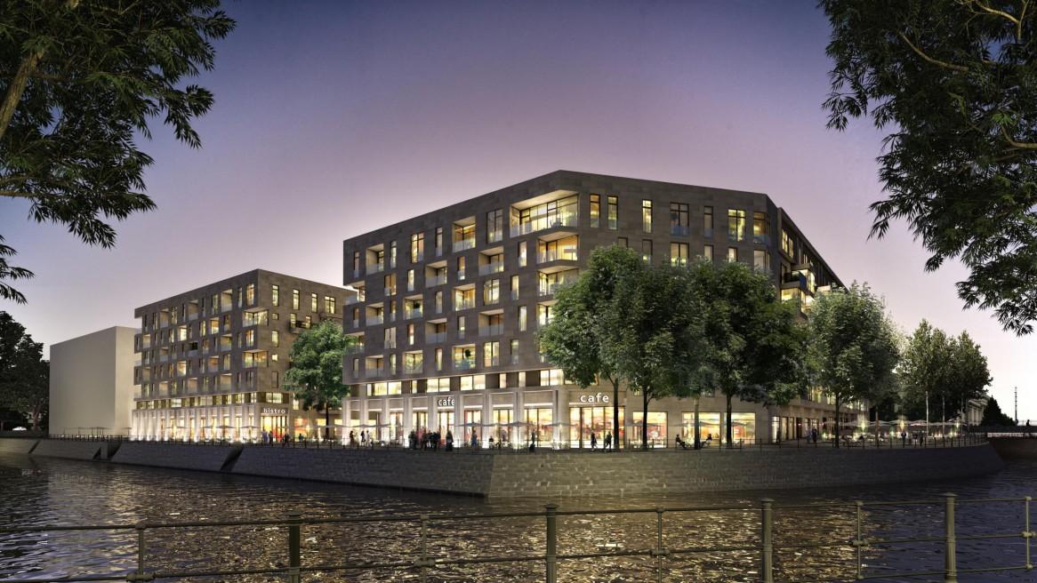 Humboldthafen – Baufeld H3 and H4 | Berlin | 2016