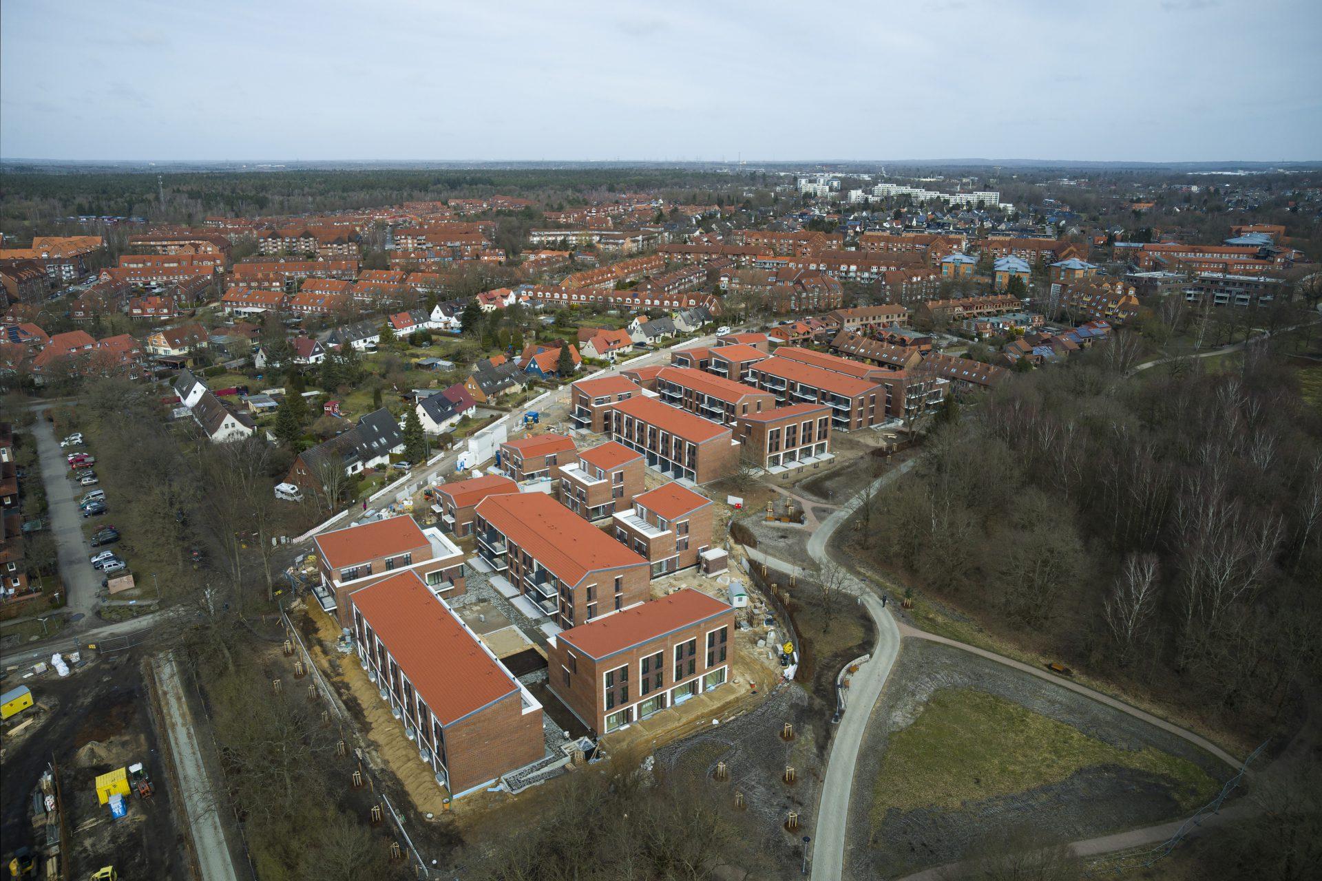 Townhouses Buckhörner Moor
