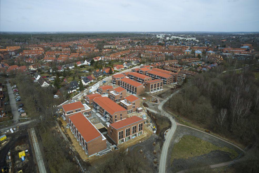Townhouses Buckhörner Moor | Norderstedt  | 2021