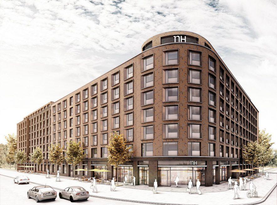 nH / novum Hotel | Mannheim | 2017