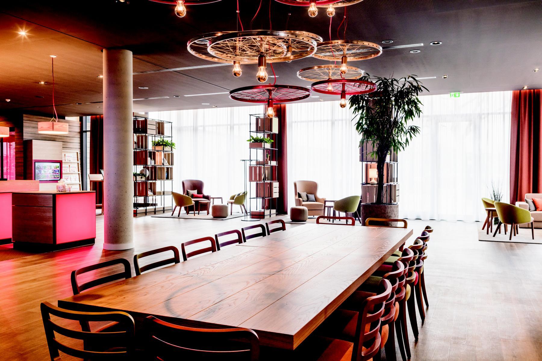 Intercity hotel braunschweig 2016 for Design hotel braunschweig