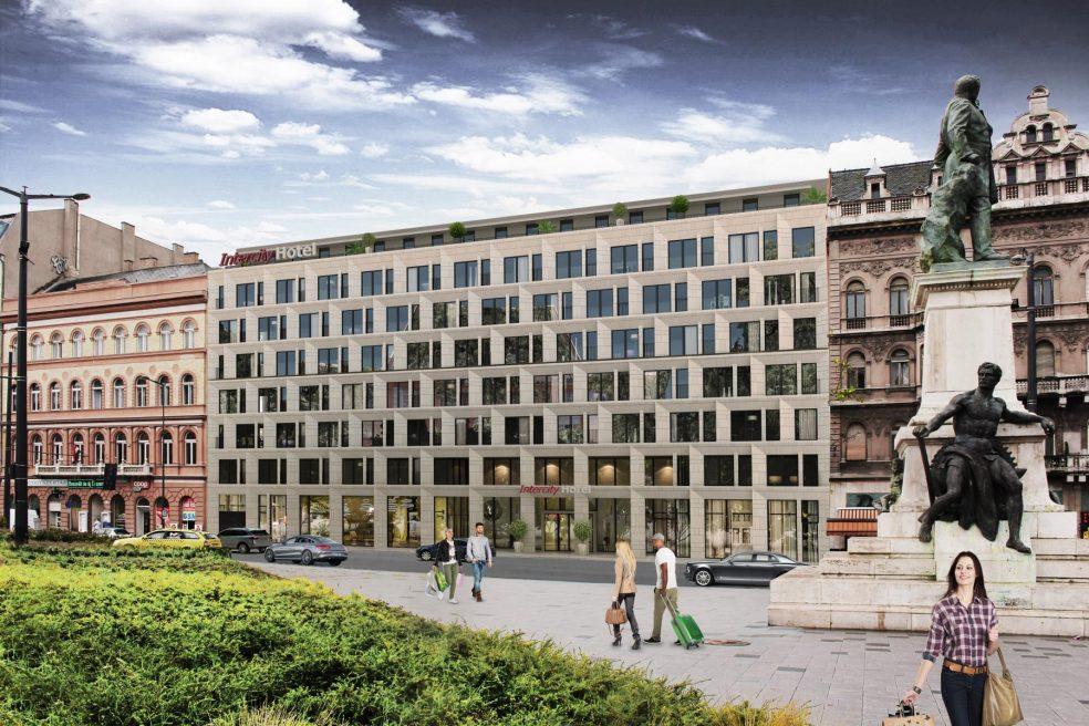 Intercity Hotel | Budapest | 2018