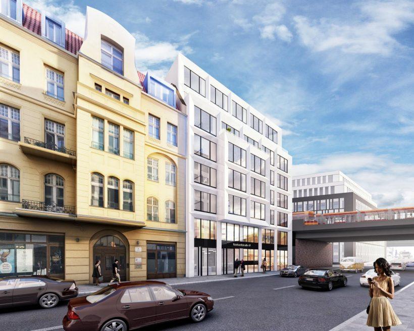 Bürogebäude Reinhardtstraße | Berlin | 2018