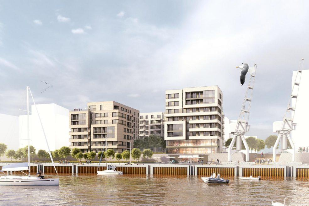 Baakenhafen Building Site 99 | Hamburg | 2017