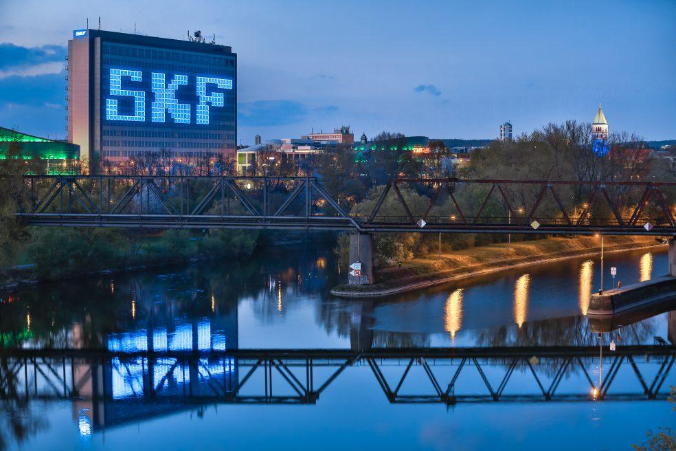 Sanierung SKF Verwaltungshochhaus B150 | Schweinfurt | 2014
