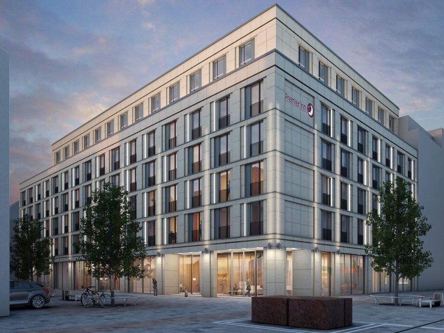 Premier Inn | Mannheim | 2018
