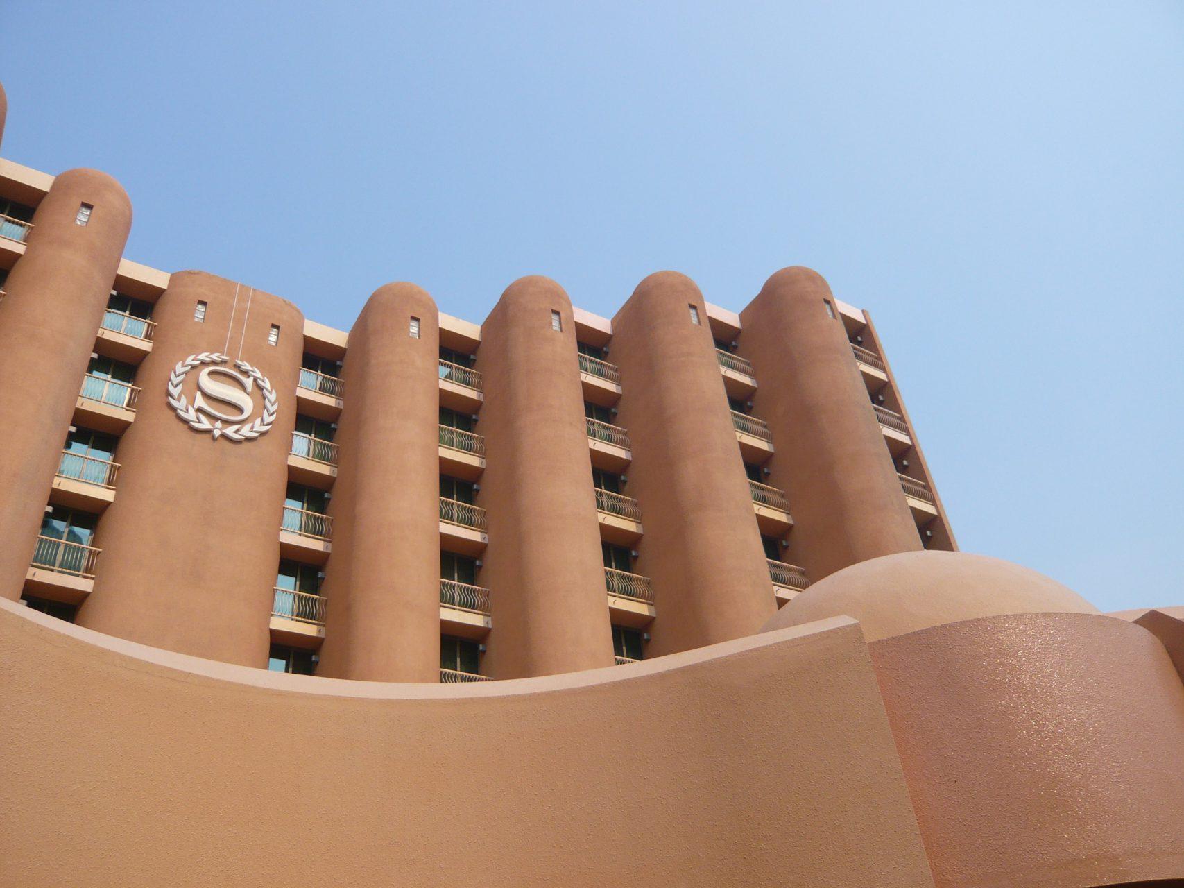 Sheraton Hotel Abu Dhabi 1979 Pbp Architekten