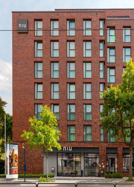 niu Hotel | Mannheim | 2019