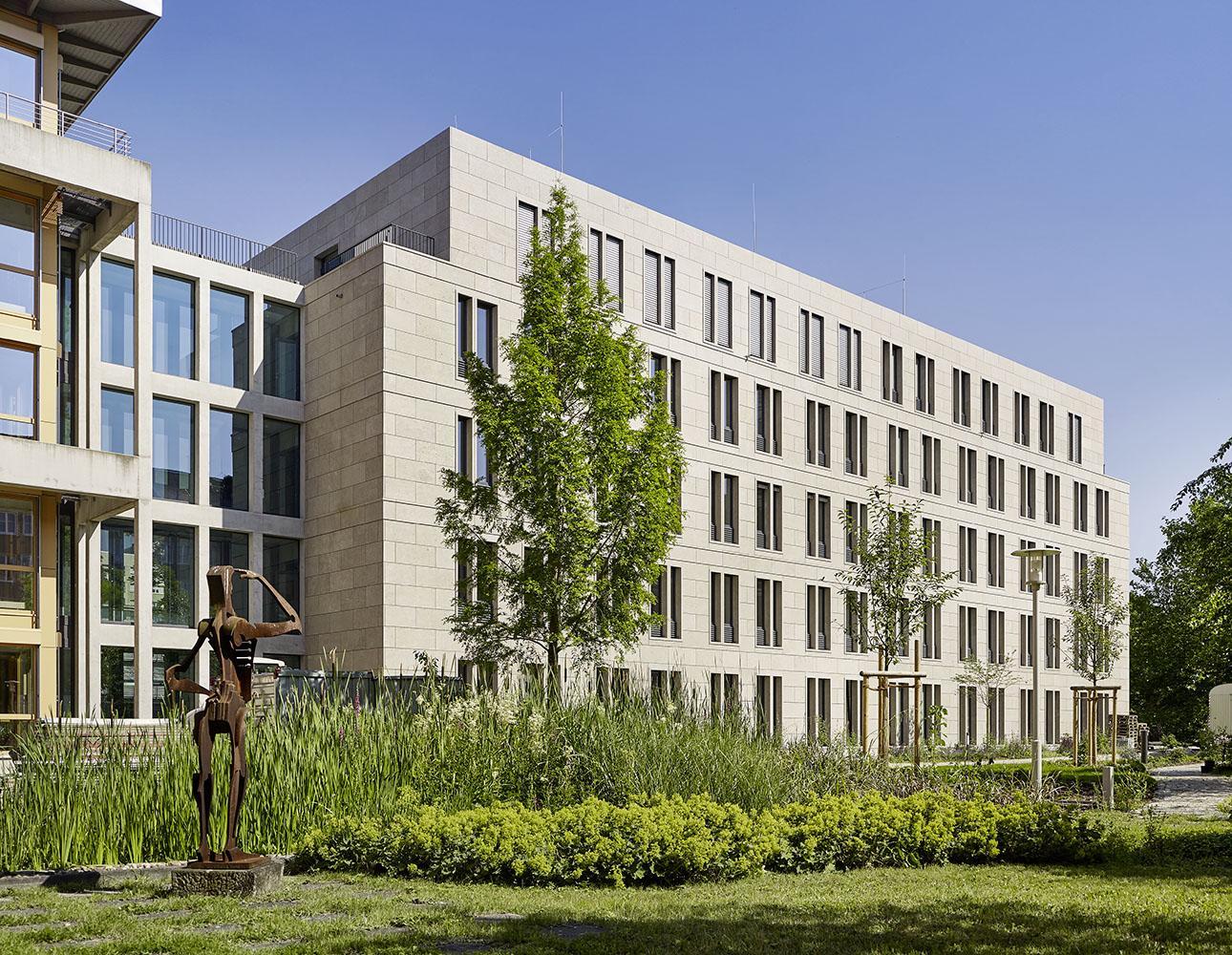 Erweiterungsbau Kommunaler Versorgungsverband Sachsen