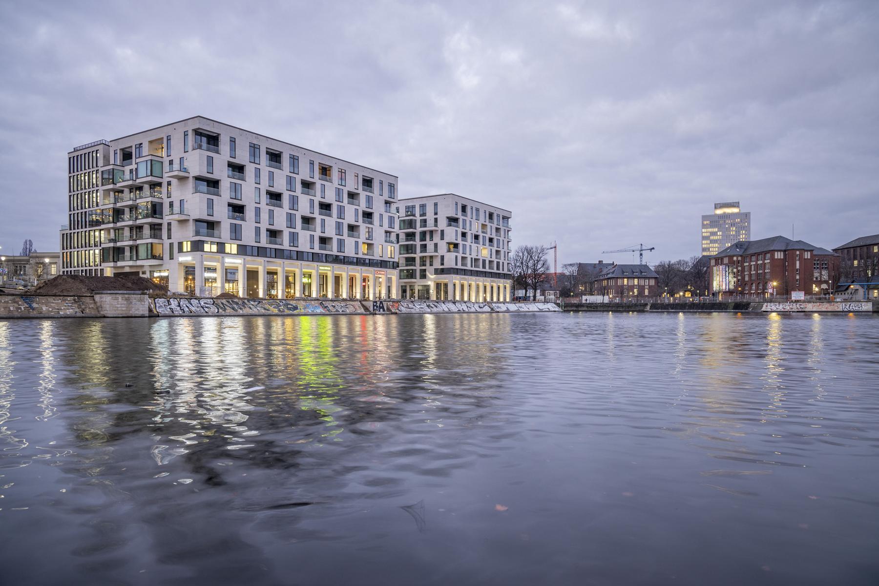 Stern ABG Humboldthafen, Friedrich-List-Ufer, Berlin