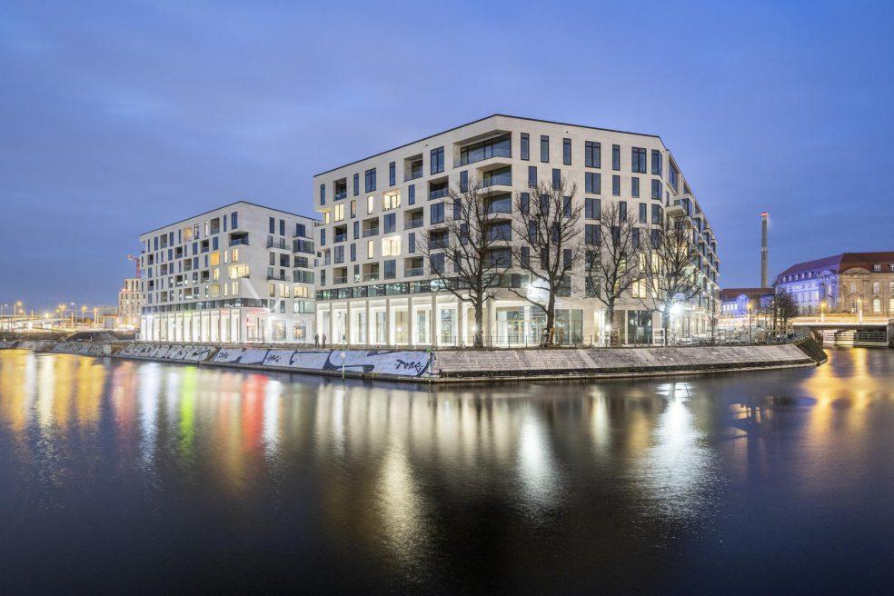 Humboldthafen – Baufeld H3 und H4  | Berlin | 2016