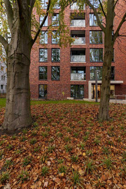 "Seniorenresidenz ""WIPPSTEERT"" Breitenfelderstraße | Hamburg | 2020"