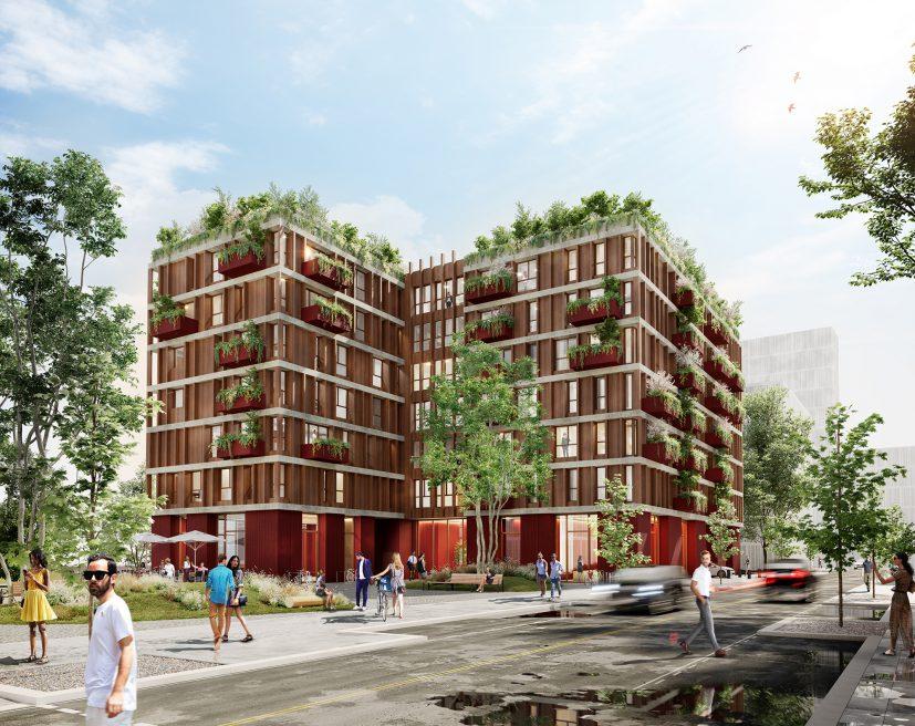Baakenhafen Baufeld 98, 100a & 100b | Hamburg | 2020