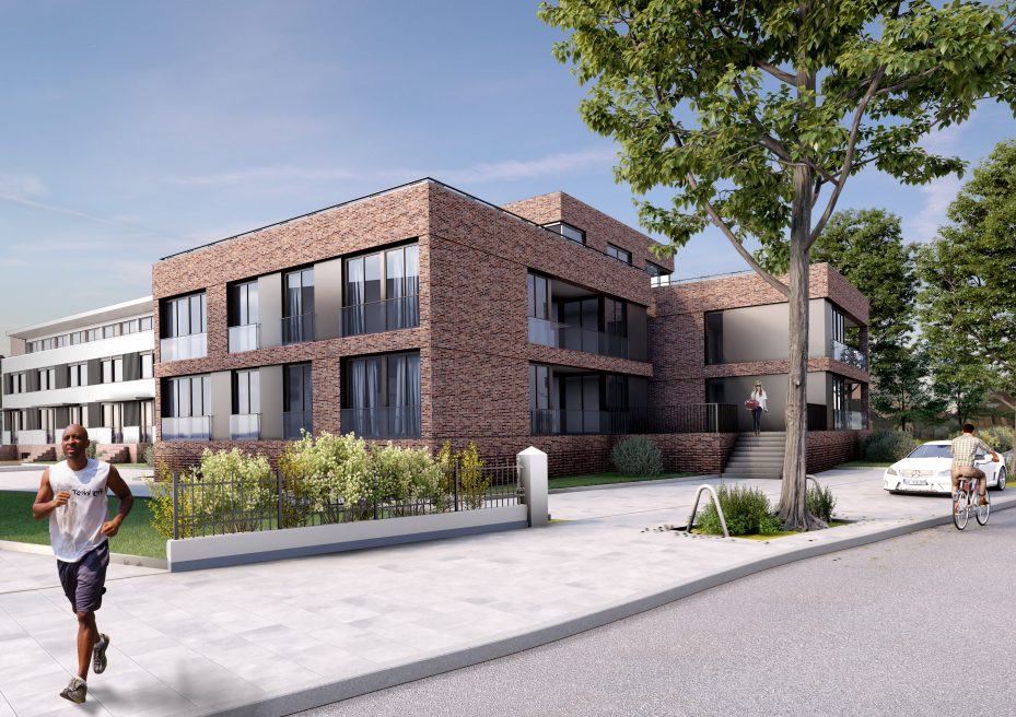 Wohnungsbau Bebelallee | Hamburg | 2020